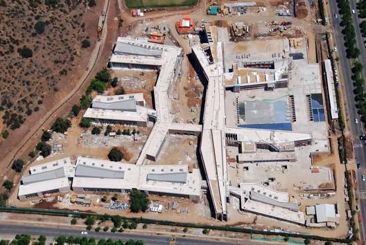 En Construcción: Santiago College / Guillermo Rosende & Asociados Arquitectos