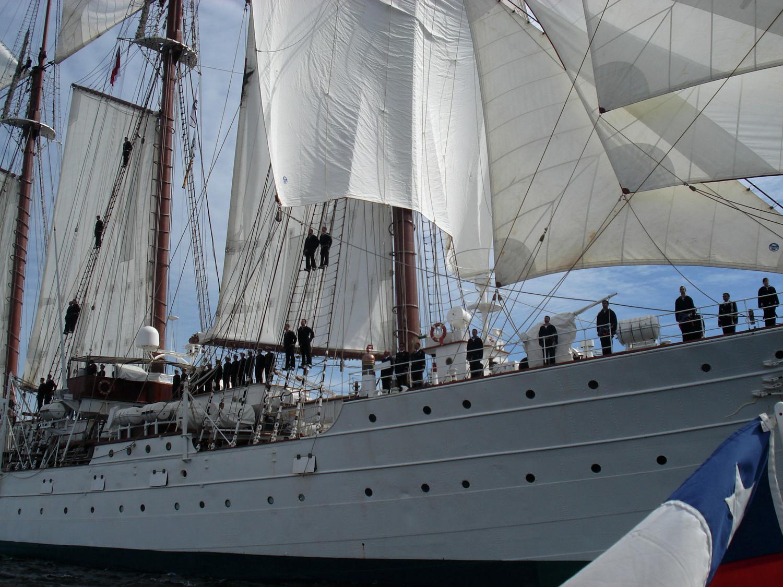Galer a de arquitectura naval los barcos de la regata for Arquitectura naval e ingenieria maritima