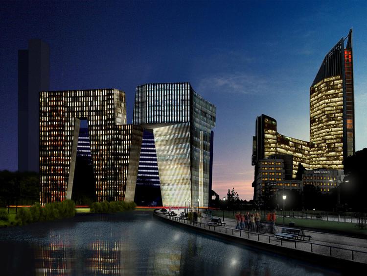 OMA presenta nuevo edificio en Rotterdam y anuncian inicio de obras en La Haya