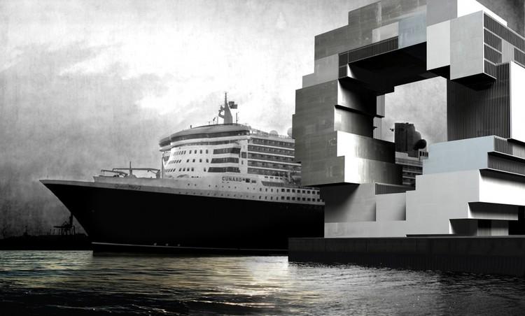 OMA presenta el diseño final para su proyecto en Hafen City