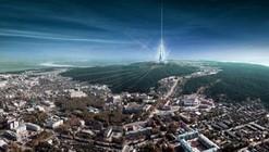 Foster + Partners / La torre verde de Siberia