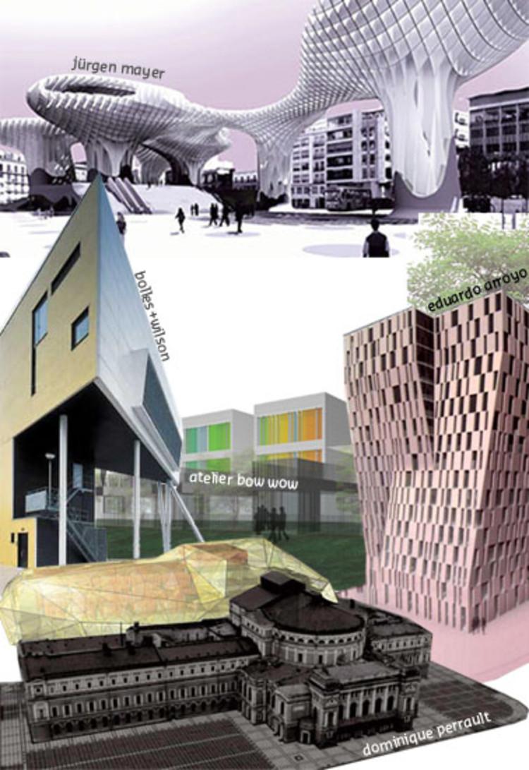 Popurrí: Invitados Internacionales XV Bienal