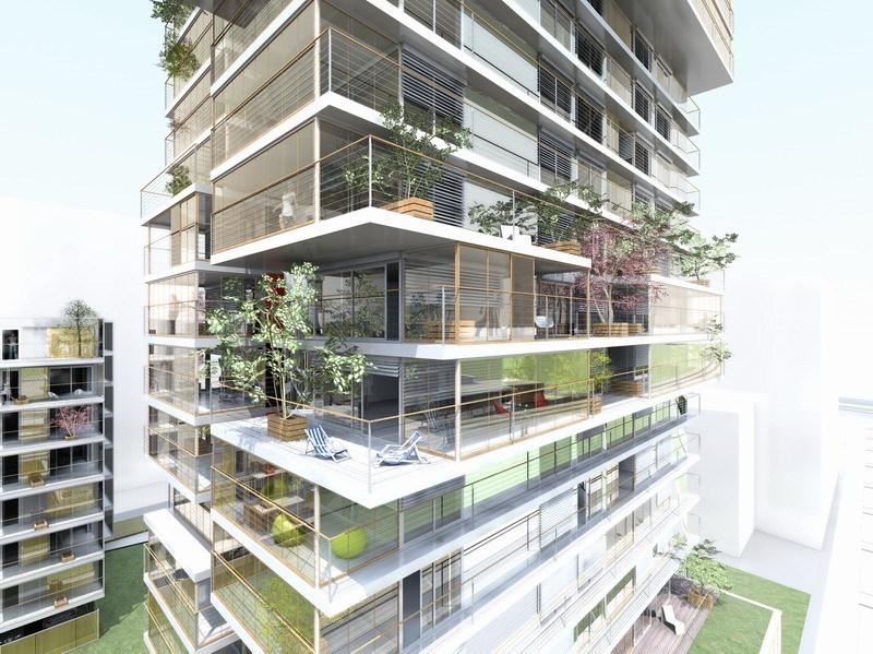 The Urban Apartment Homes