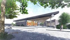 T8 Arquitectos + Patricio Durán, primer lugar en concurso del nuevo liceo Entre Ríos / Chile