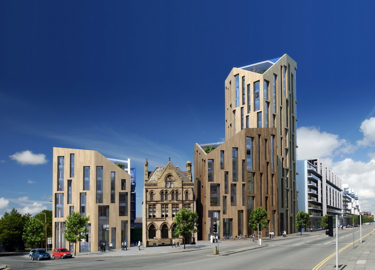 alison brooks architects present new buildings for