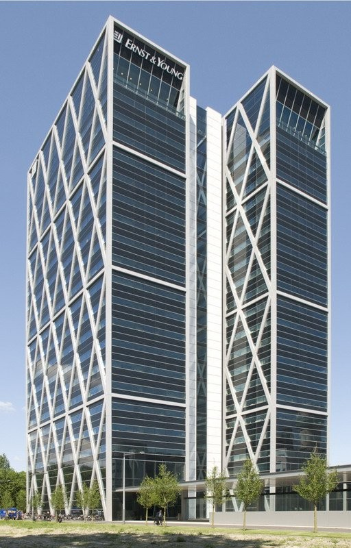 Ernst young headquarters amsterdam foster partners archdaily - Ey chicago office address ...
