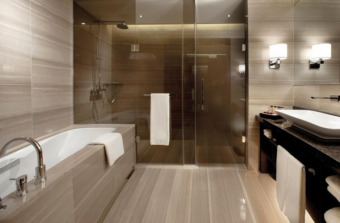 Gallery of sheraton incheon hotel in korea hok 18 for Toilet interior ideas