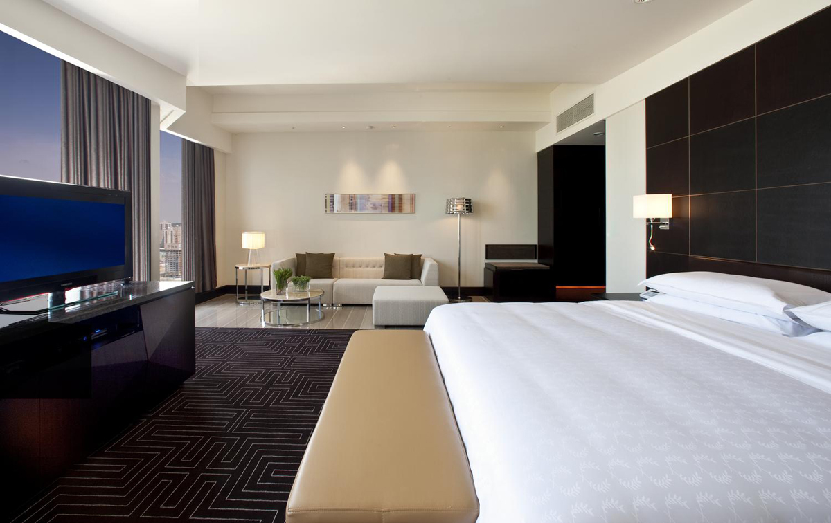 Typical Hotel Room Size