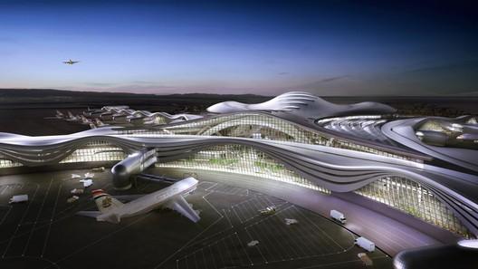Abu Dhabi International Airport / KPF
