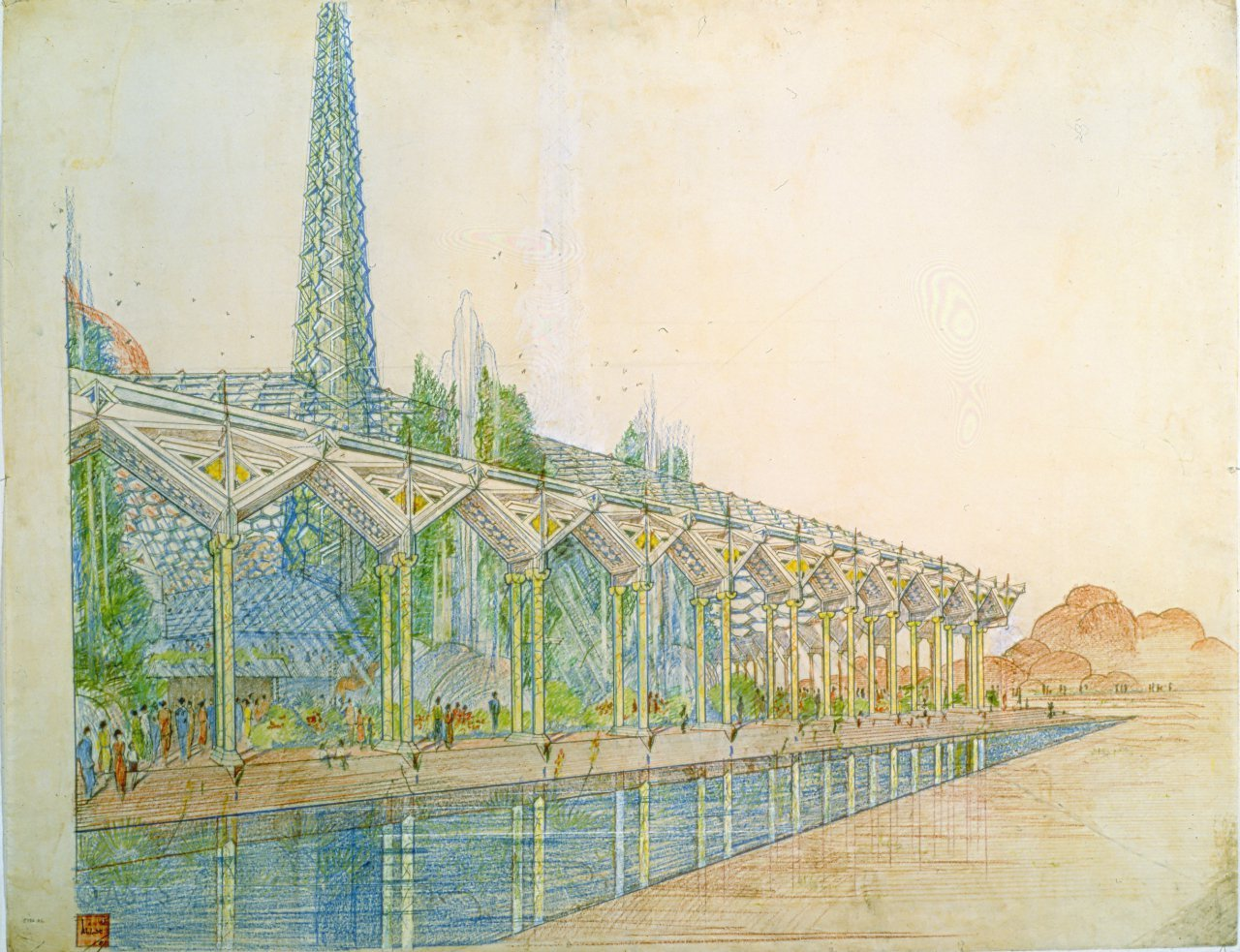 Exhibit Frank Lloyd Wright Organic Architecture For The