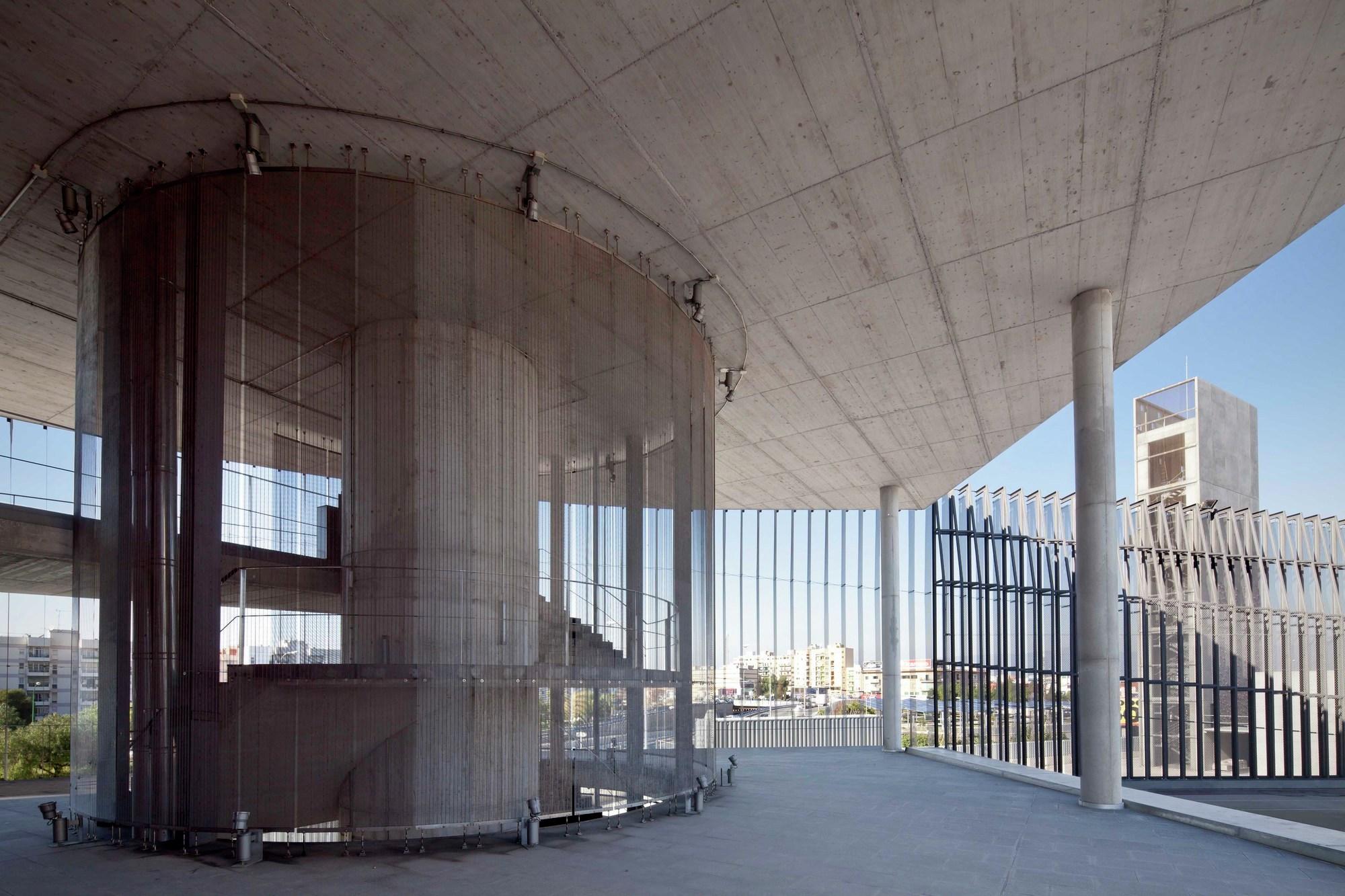 Gallery of firehouse of palma de mallorca jordi herrero arquitecto 7 - Arquitectos palma de mallorca ...