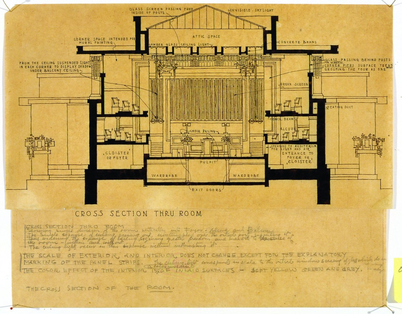 gallery of exhibit frank lloyd wright organic architecture for