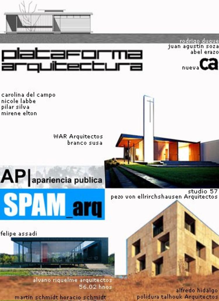 La Generaci N Emergente De Arquitectos Chilenos