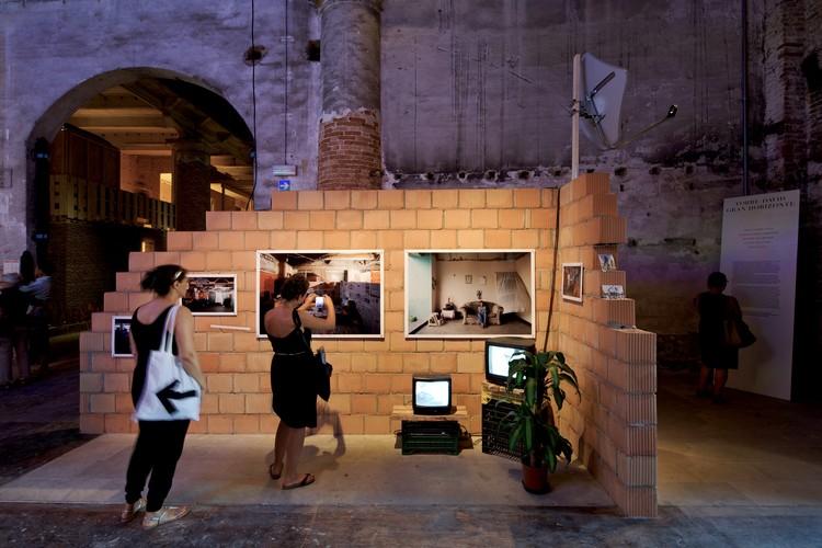 Venice Biennale 2012: Torre David, Gran Horizonte / Urban Think Tank + Justin McGuirk + Iwan Baan, © Nico Saieh