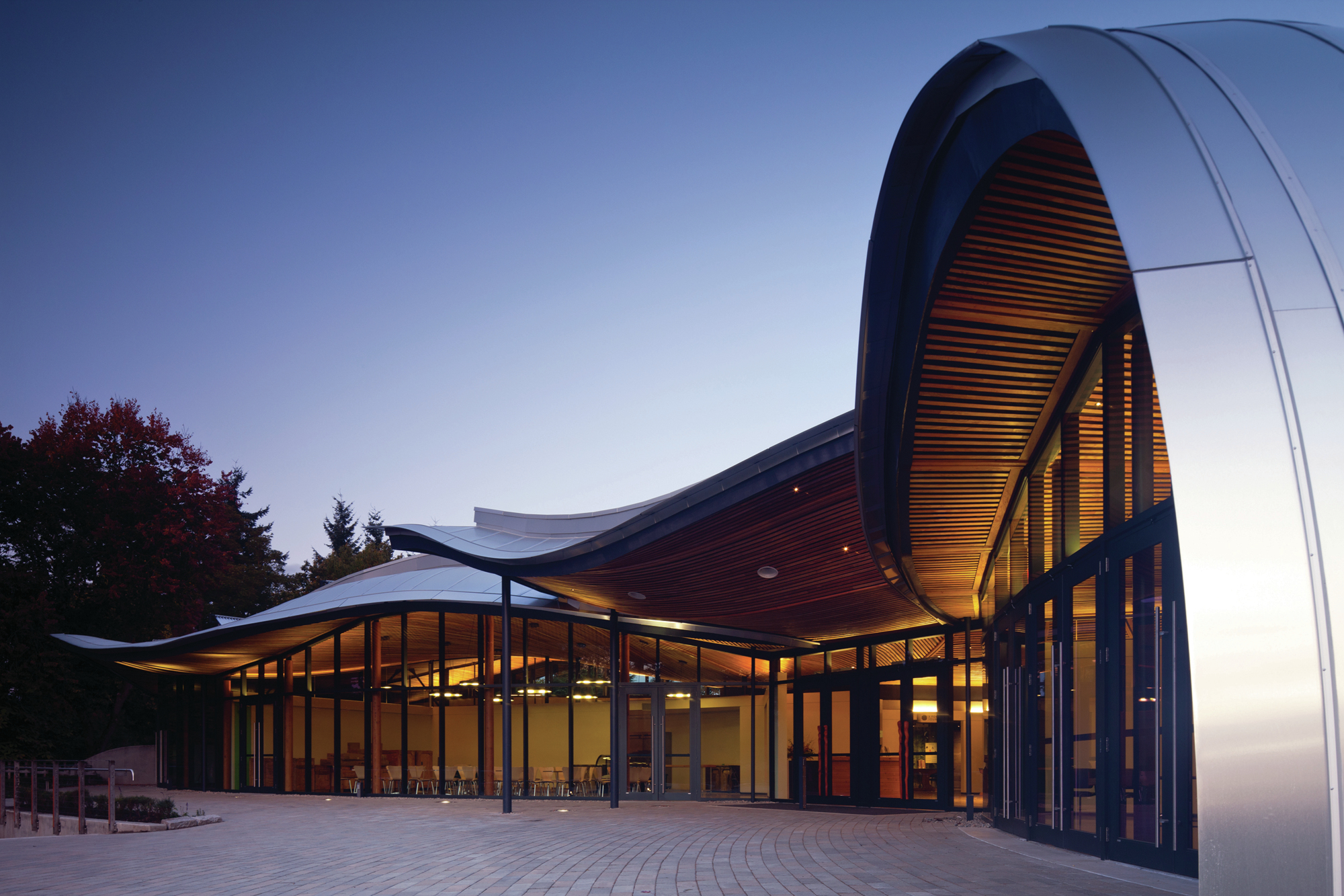 Gallery Of Vandusen Botanical Garden Visitor Centre