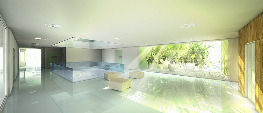 Gallery of 3LHD to design private medical center in Croatia 6