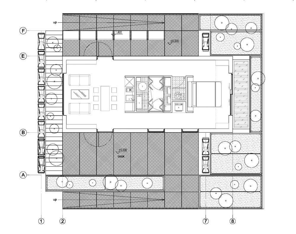 Gallery of para eco house tongji university team 23 for Ecological house plans