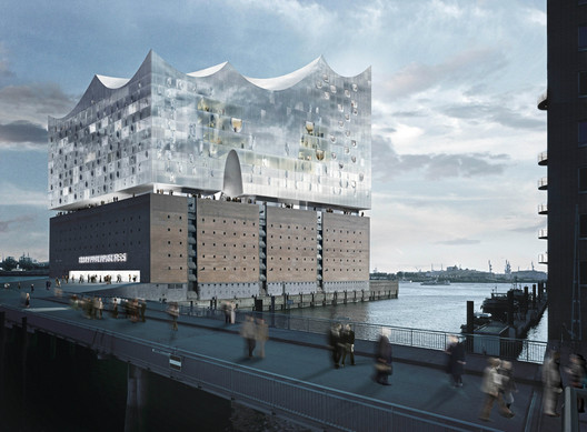 Update: Hamburg sues Contractor of Herzog and de Meuron's Elbphilharmonie
