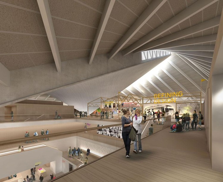 the new design museum john pawson oma west 8 arup archdaily