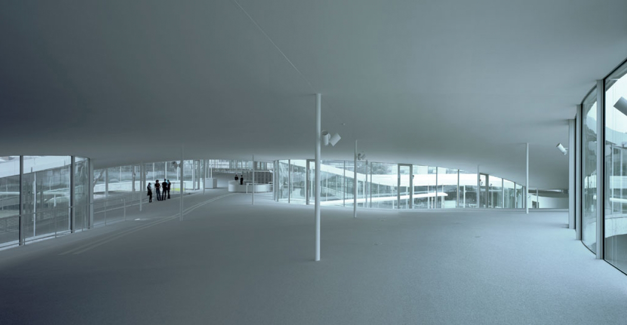 2cfc4109384 Gallery of Rolex Learning Center   SANAA - 6