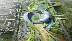 2014 Incheon Asian Games Main Stadium / Populous