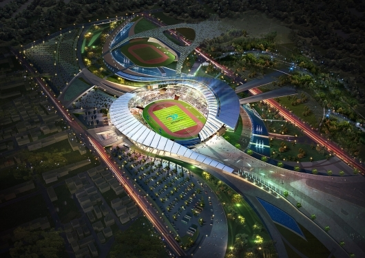 2014 incheon asian games stadium 04 medium - Asian Games Incheon