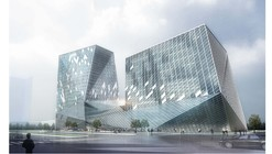 Datong Twin Towers / Plasma Studio