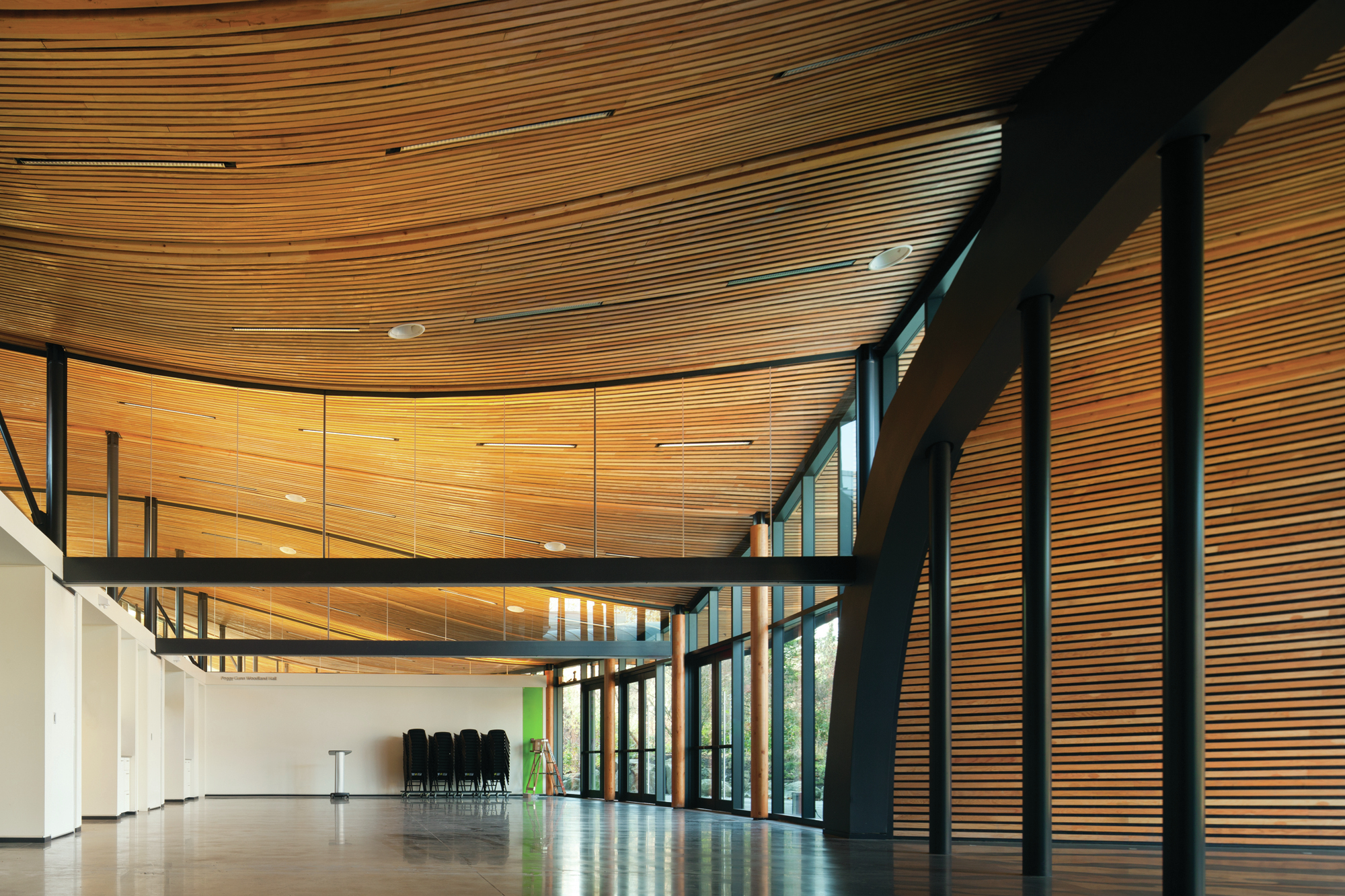 Gallery of VanDusen Botanical Garden Visitor Centre