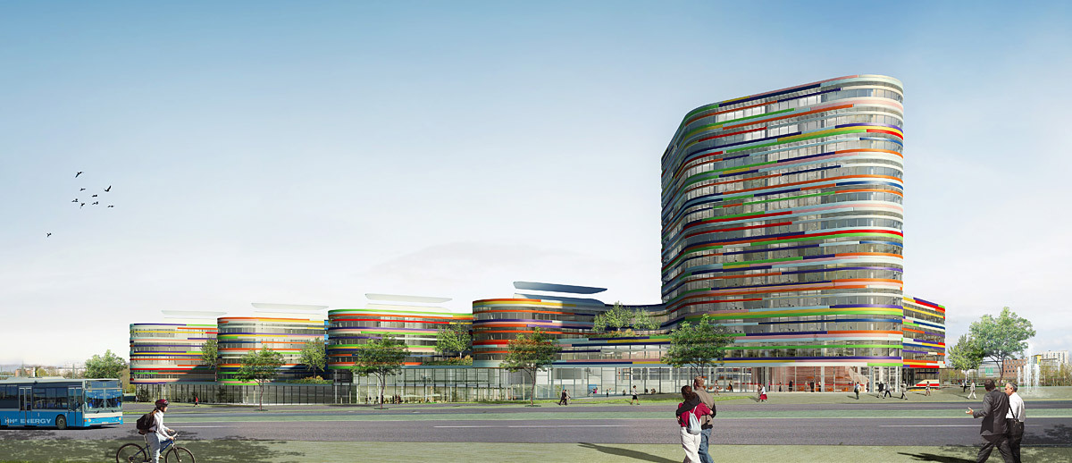 Gallery Of Office For Urban Development And Environment
