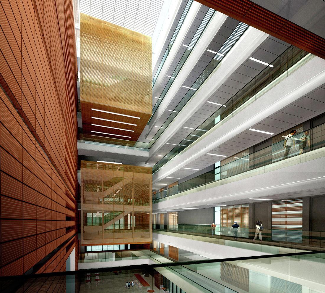 Gallery of Duke-NUS Graduate Medical School / RMJM - 6