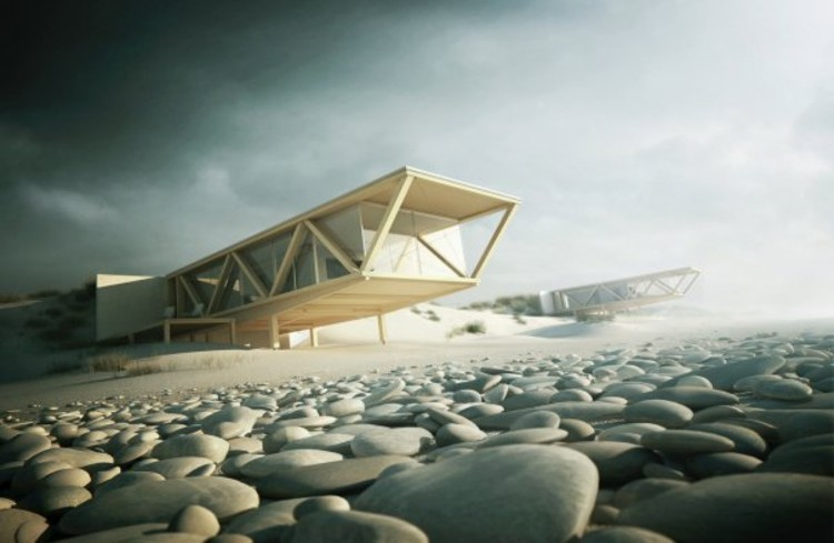 Facebook Fan Page: Your best renders | ArchDaily