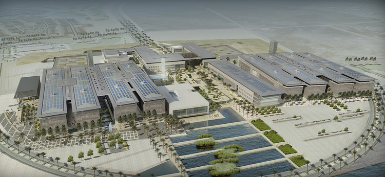 KAUST University, Saudi Arabia | ArchDaily
