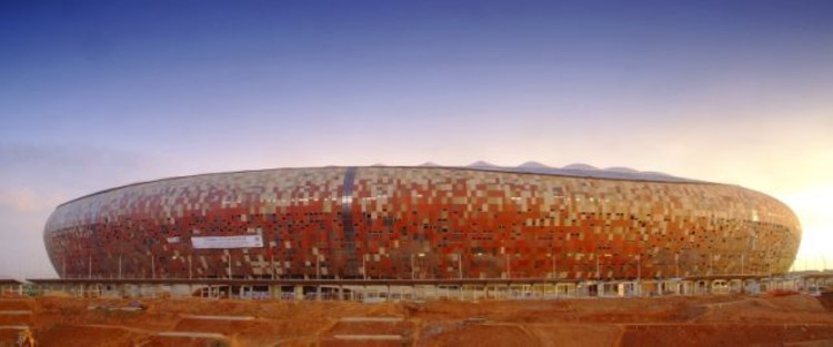 South Africa World Cup 2010: Soccer City Stadium | ArchDaily