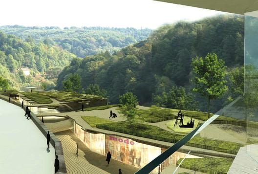 Weilburg Terraces Acme Archdaily