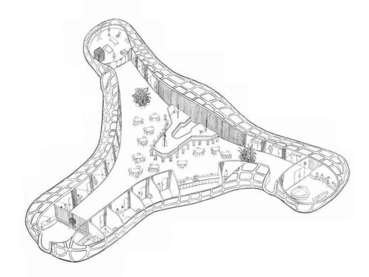 Slave City / Atelier Van Lieshout | ArchDaily