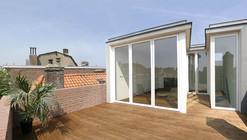 Roof garden pavilion / Hoogte Twee Architecten