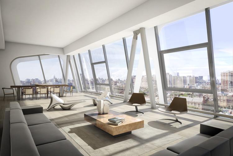 High Line 23 / Neil M. Denari Architects | ArchDaily