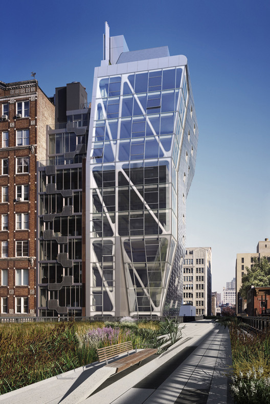 High Line 23 / Neil M. Denari Architects