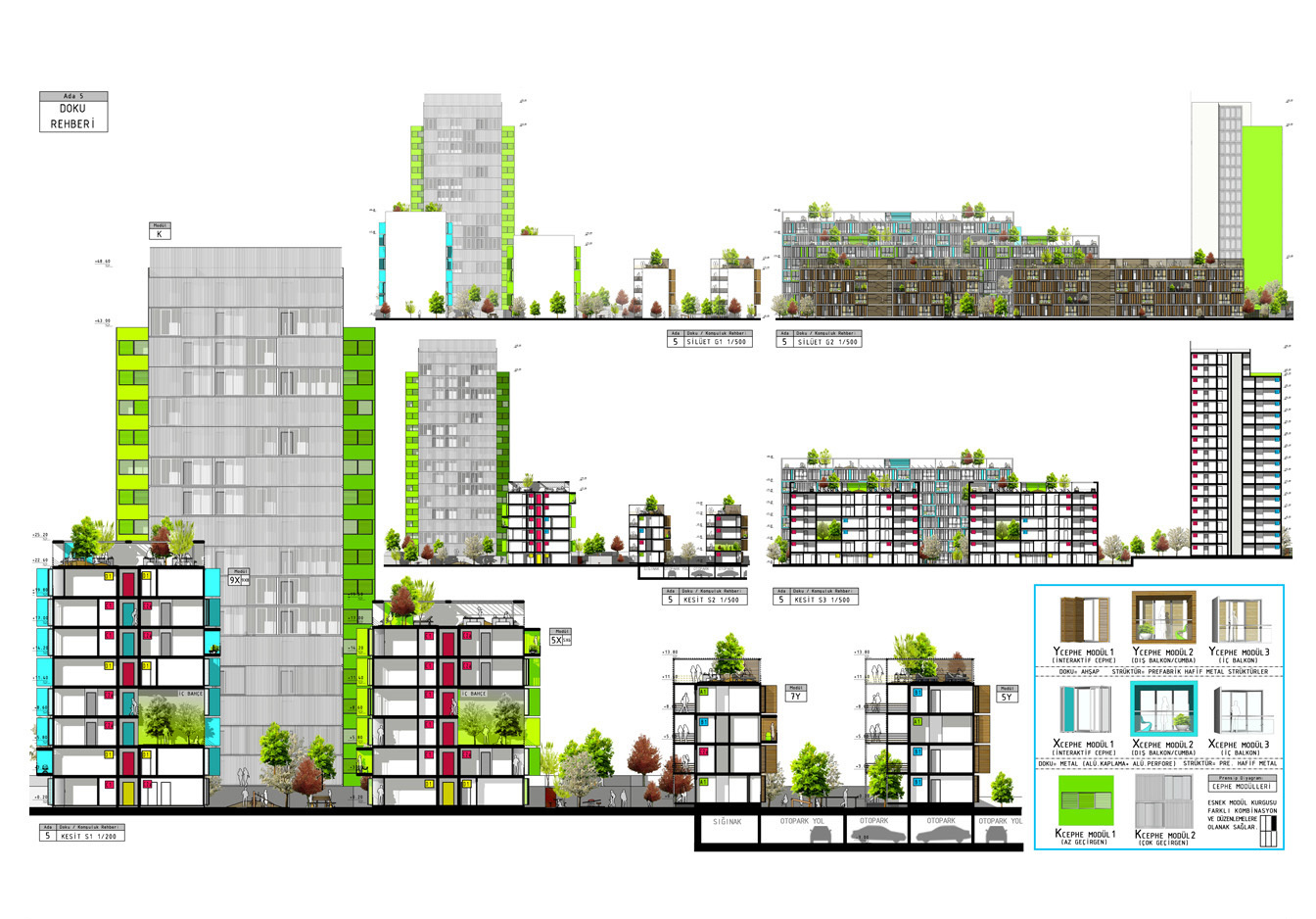 Istanbul Kayabasi Housing Design Competition / First Prize For Aboutblank