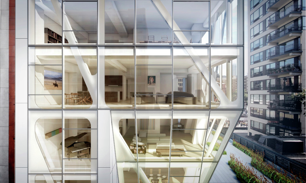 High Line 23 / Neil M. Denari Architects