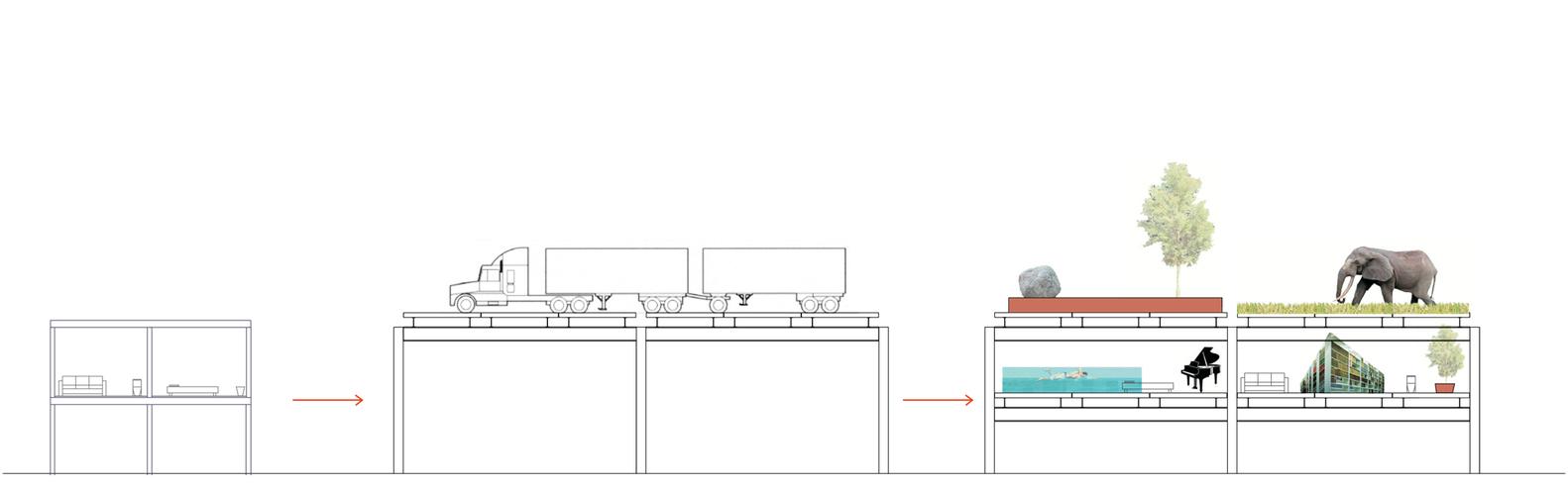 Gallery Of Big Dig Building Single Speed Design 41