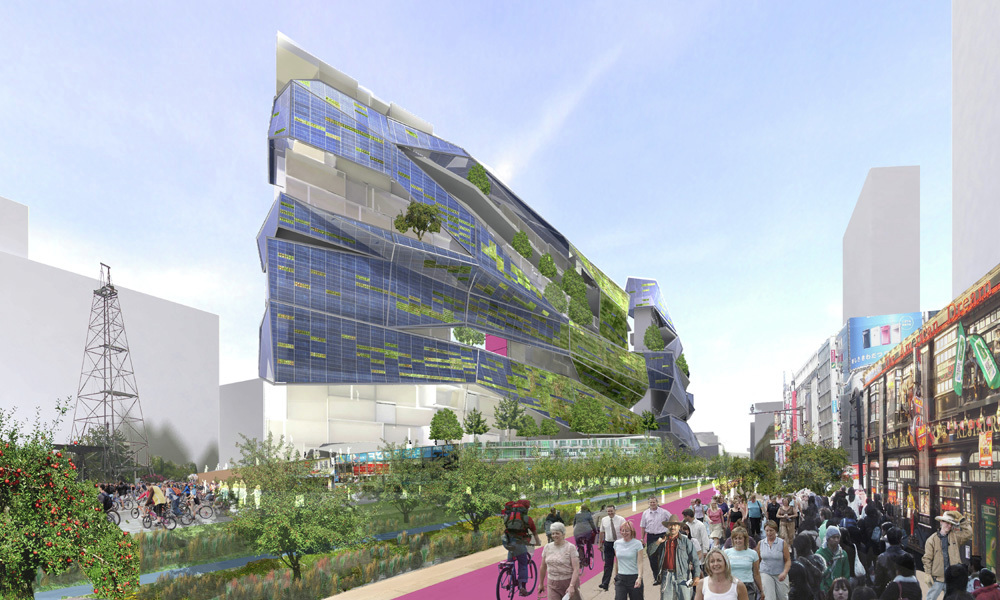 Re Vision Dallas Competition Tag ArchDaily