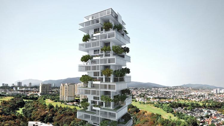 Residential Tower Meir Lobaton Kristjan Donaldson Archdaily