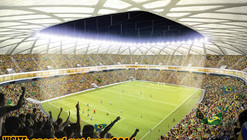 Stadiums for the 2014 World Cup in Brazil