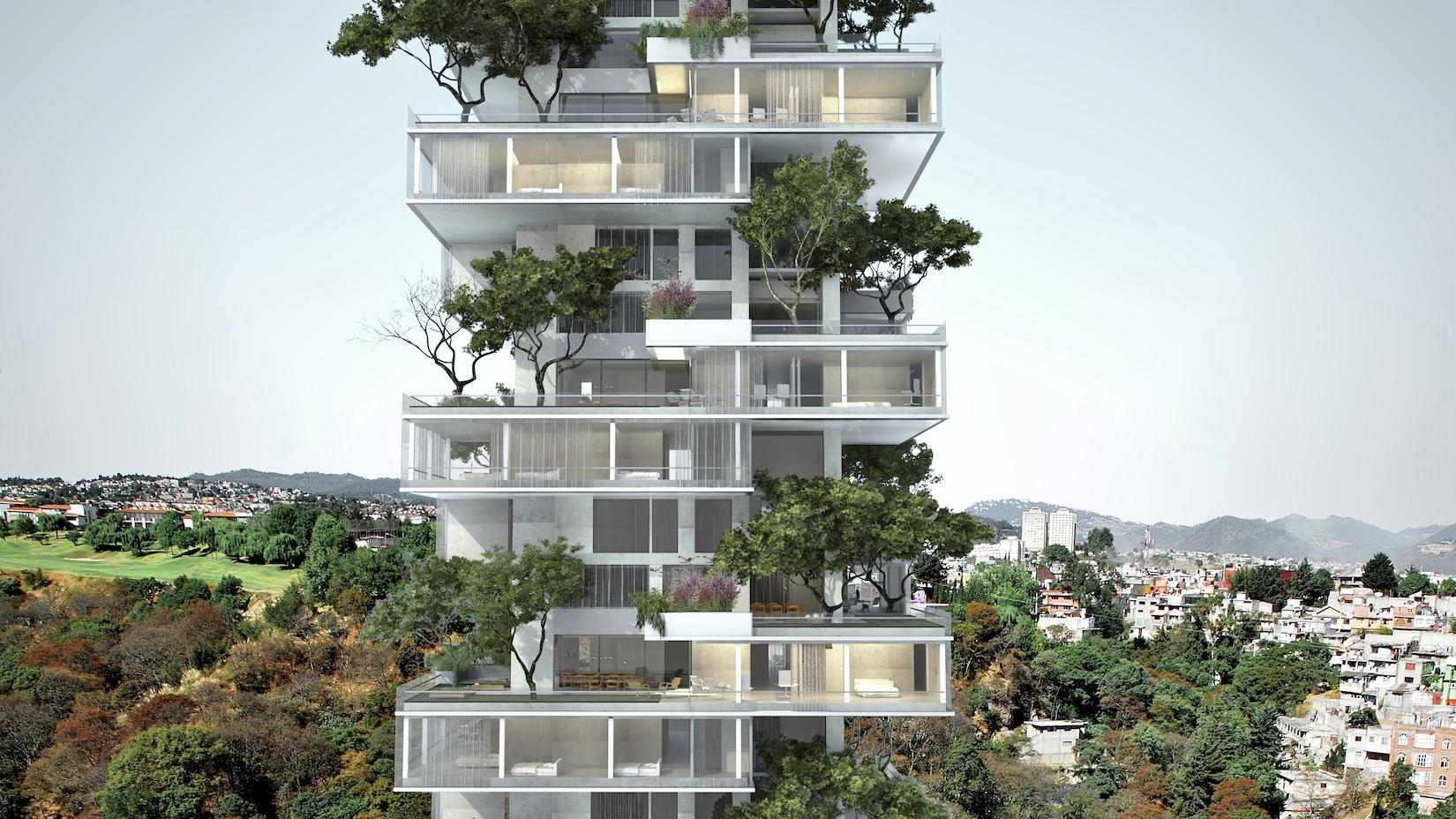 Gallery of residential tower meir lobaton kristjan Modern residential towers
