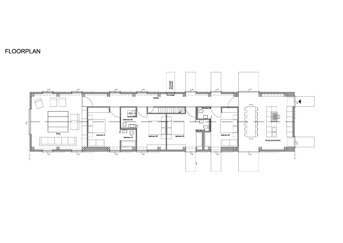 Gallery Of Balancing Barn Mvrdv And Mole Architects 2
