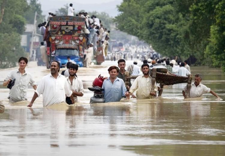 Image result for flooding pakistan
