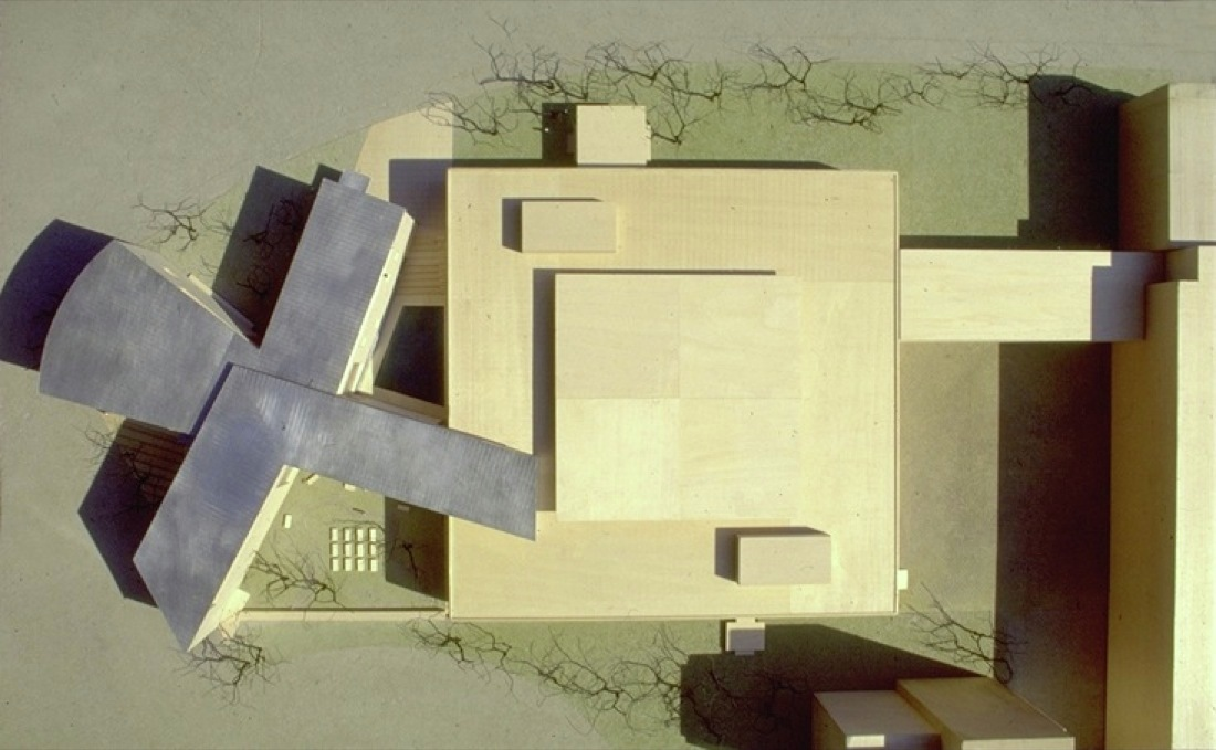 College Of Architecture And Landscape Architecture, UMINN / Steven Holl  Architects