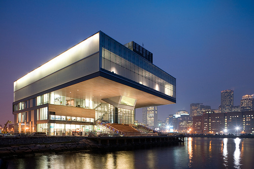 Architecture City Guide Boston Archdaily