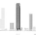 IN PROGRESS: ROTHSCHILD TOWER IN TEL AVIV / RICHARD MEIER & PARTNERS ARCHITECTS